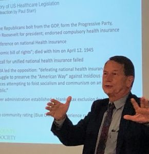 Jan 8, Panel Explores Single Payer